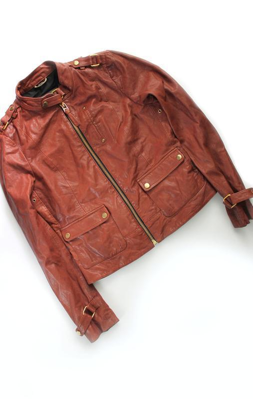 Кожаная куртка курточка кожа косуха