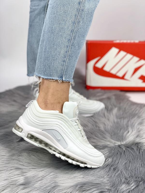 Cтильные кроссовки 🔥 nike air max 97 white 🔥 - Фото 3