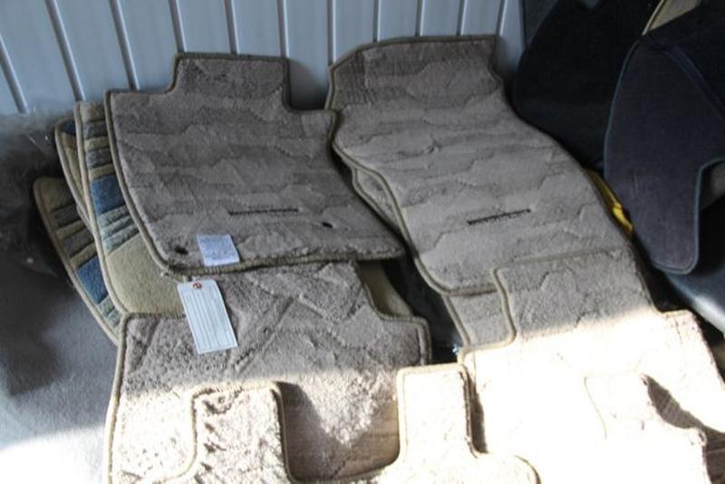 NEW! Оригинальные коврики в салон TOYOTA PRADO-120=150 фирменн... - Фото 8