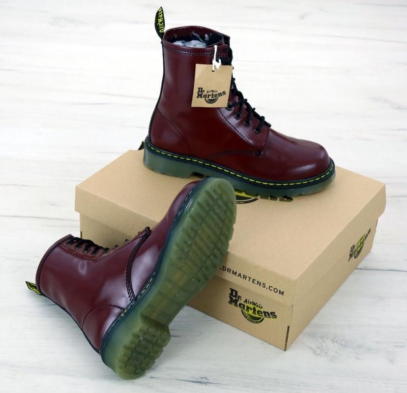 Стильные ботинки 🔥 dr martens 1460 🔥 - Фото 3