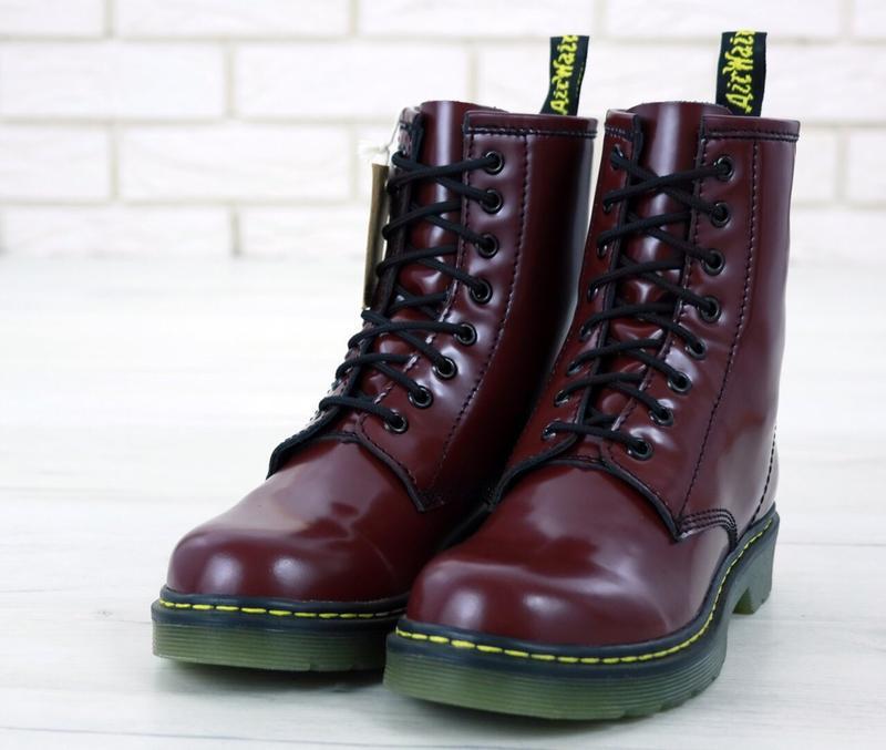 Стильные ботинки 🔥 dr martens 1460 🔥 - Фото 5