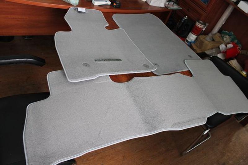 Новые! Оригинальный комплект ковриков TOYOTA LAND CRUISER-100-... - Фото 8