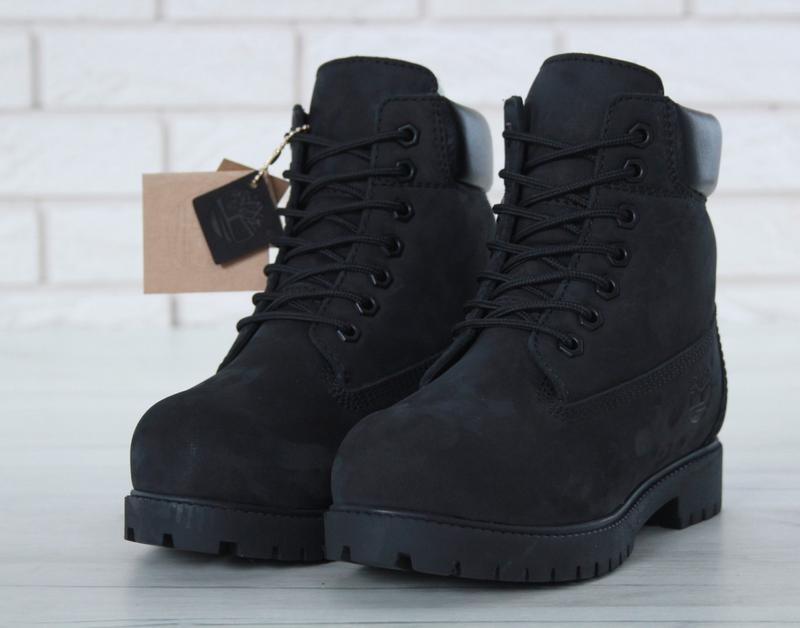 Стильные ботинки 🔥 timberland 🔥 зима - Фото 3