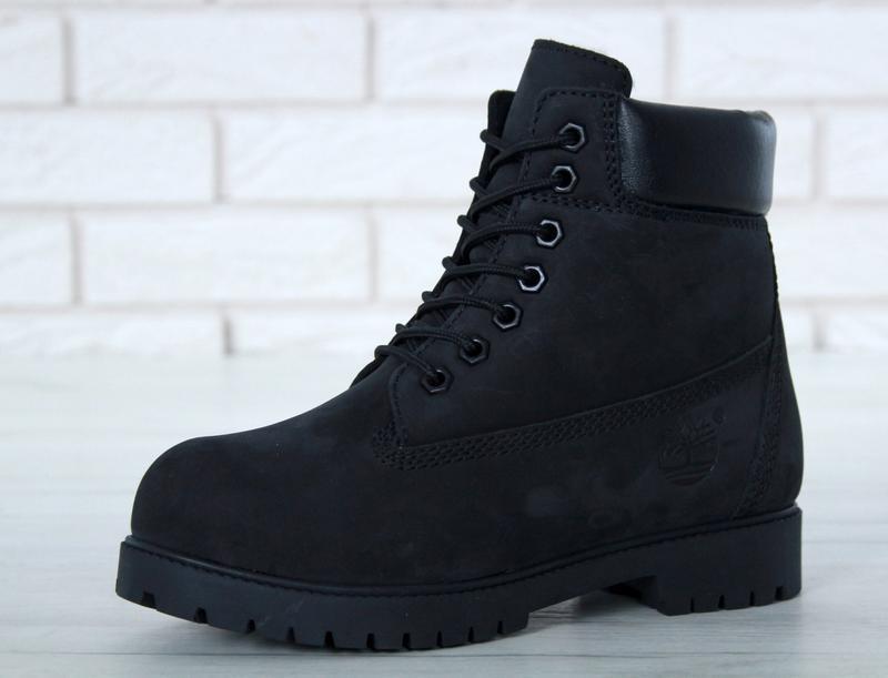 Стильные ботинки 🔥 timberland 🔥 зима - Фото 4