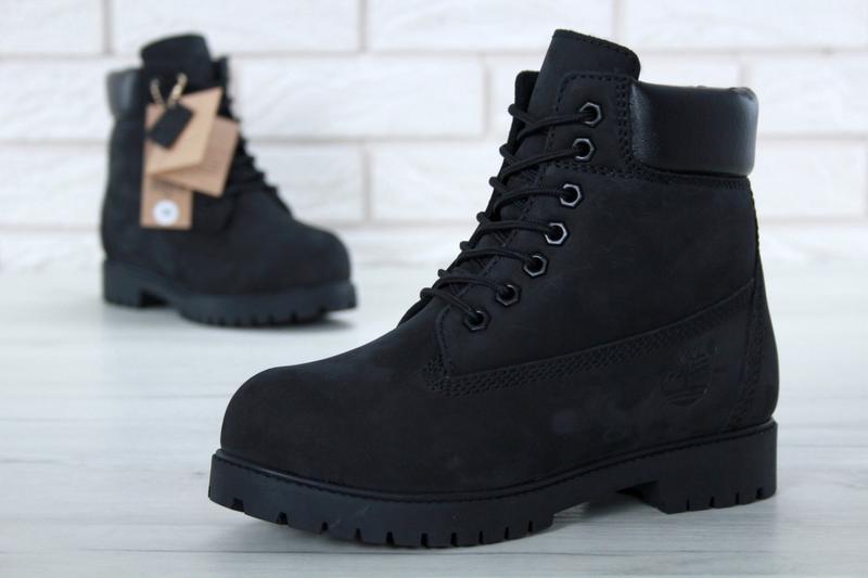 Стильные ботинки 🔥 timberland 🔥 зима - Фото 8