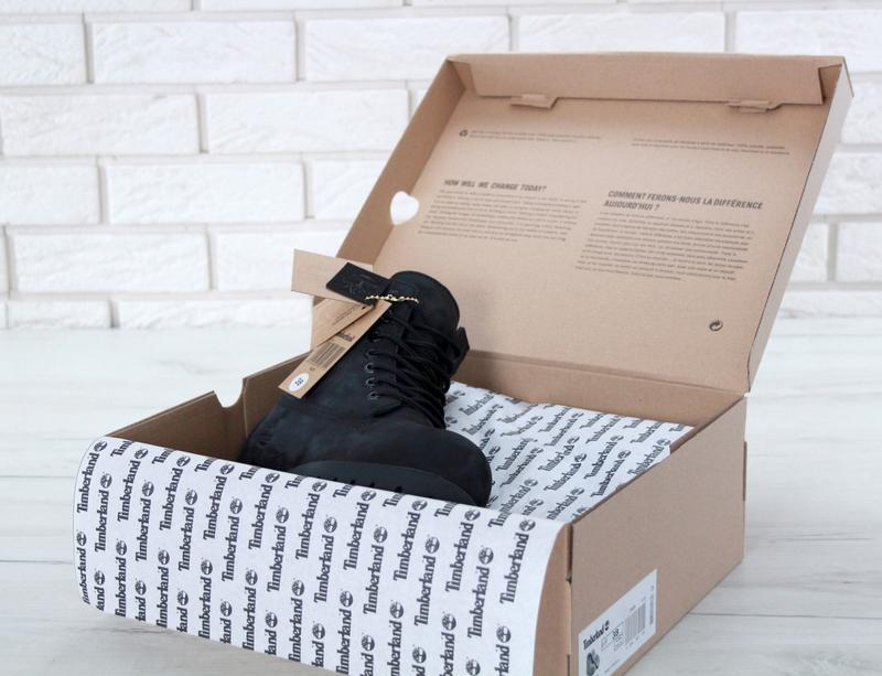 Стильные ботинки 🔥 timberland 🔥 зима - Фото 9