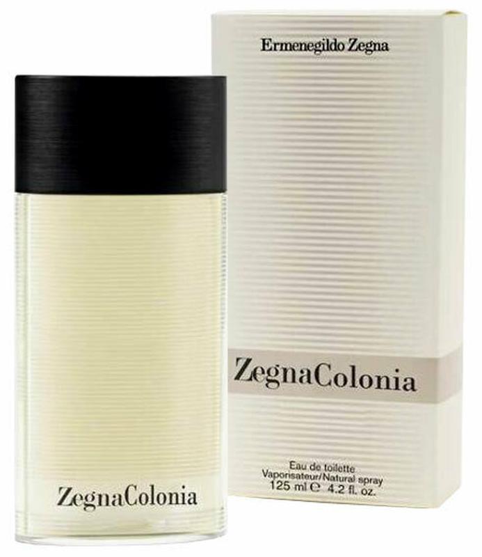 Ermenegildo Zegna  Zegna Colonia.  Туалетная вода мужская - Фото 2
