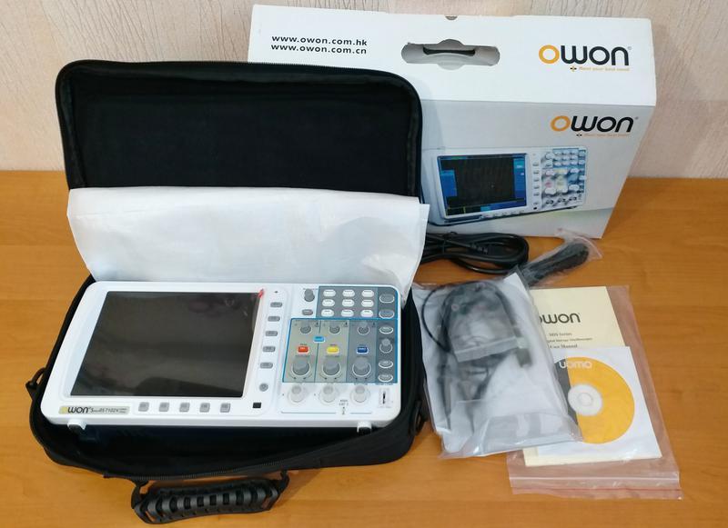 Осциллограф OWON SDS7102V, Новый - Фото 2