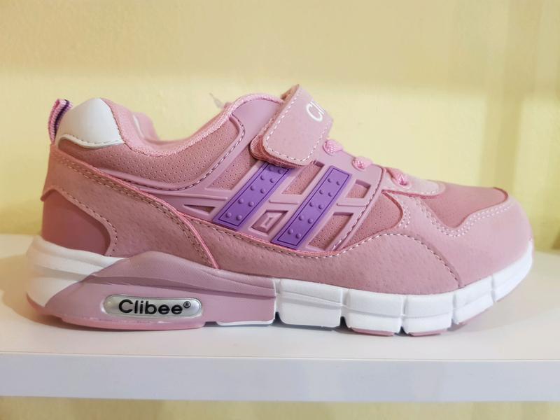 Кроссовки для девочки Clibee 32-37