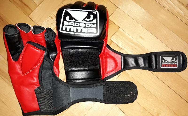 Перчатки мма badboy mma рукавиці - Фото 2
