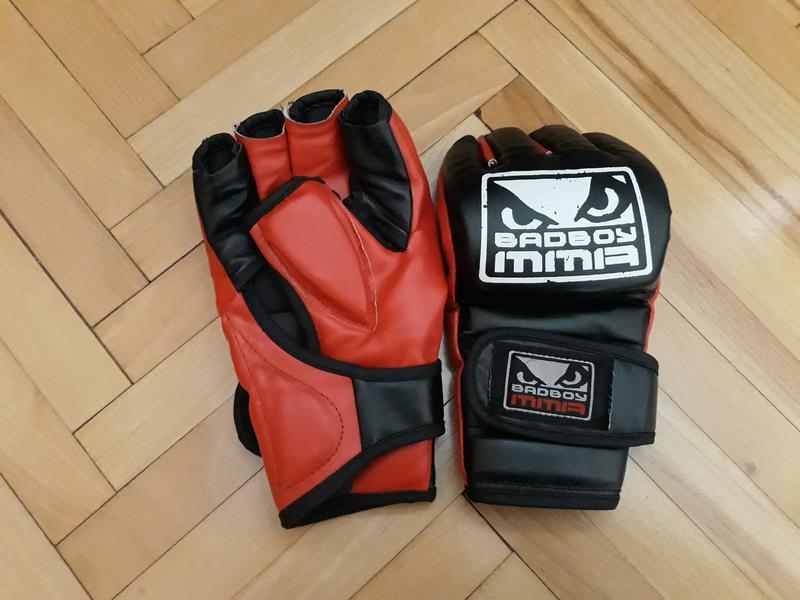 Перчатки мма badboy mma рукавиці - Фото 4