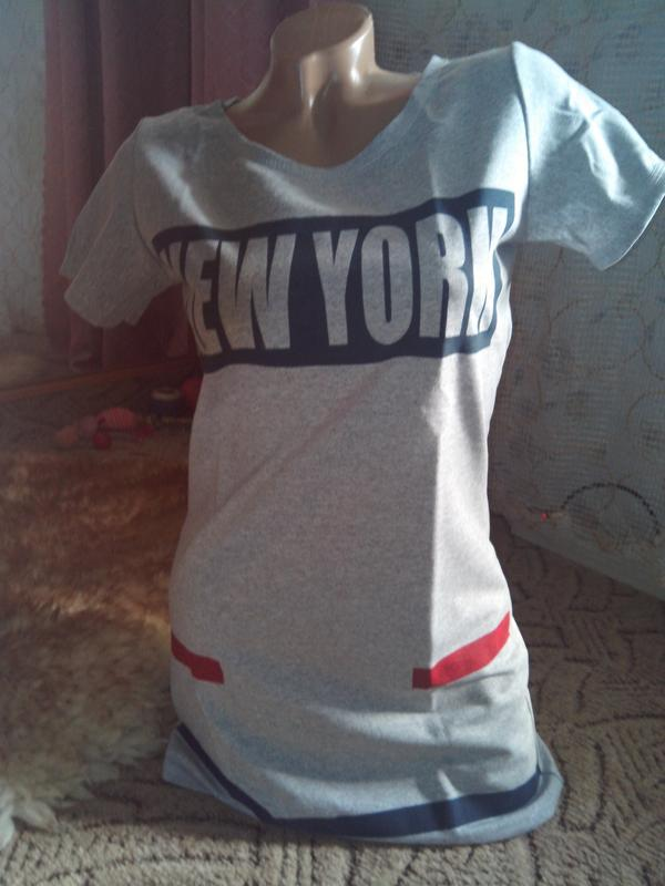 """Платье """"new york"""", спортивное, лёгкое - Фото 2"""
