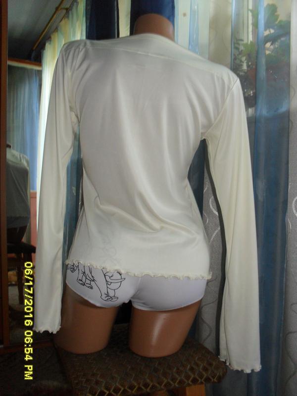 Нежная блуза - Фото 2