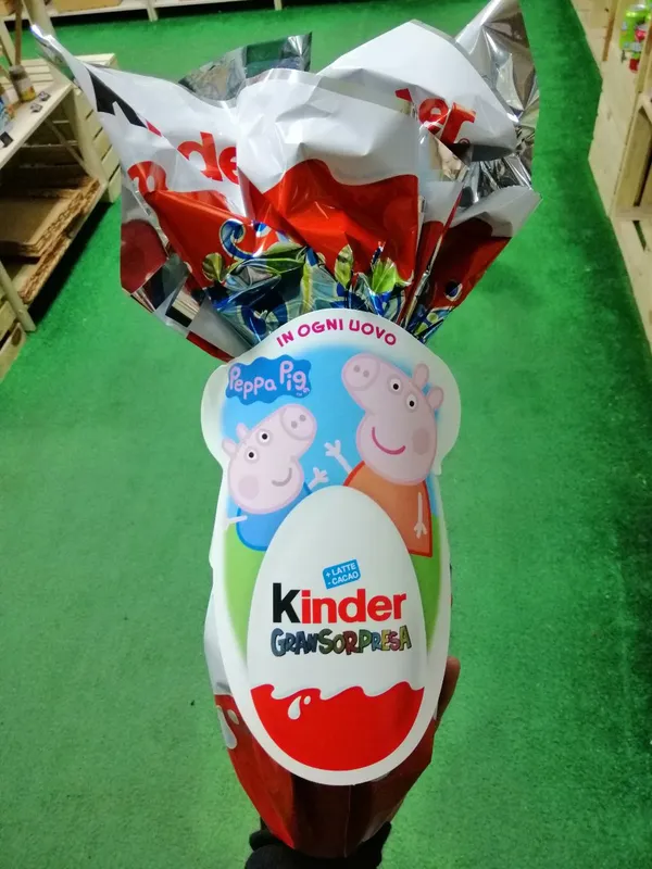 Kinder Gransorpresa Maxi 150g Киндер Макси Италия - Фото 3