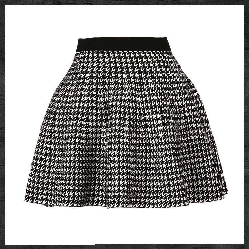 Крутая юбка-мини солнце-клёш от аtmosphere