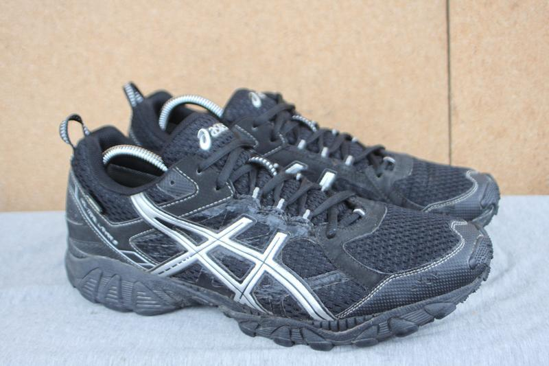 Кроссовки asics gel-trail lahar 5 gore-tex оригинал 45р непром...