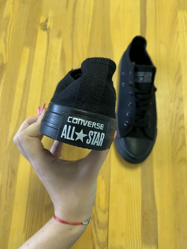 Кеды мужские converse - Фото 4