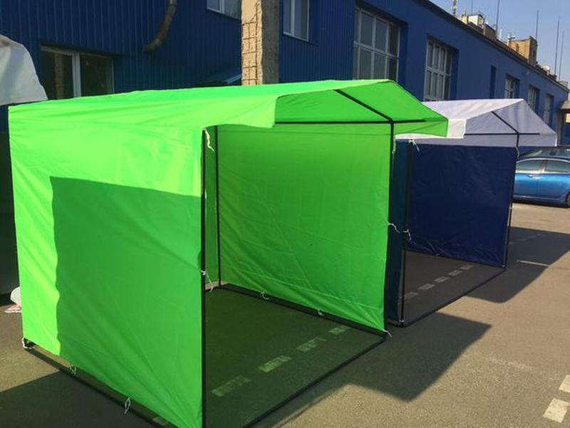 Палатки торговые рекламные агитационные - Фото 2