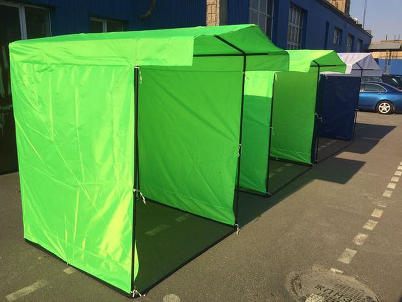 Палатки торговые рекламные агитационные - Фото 3