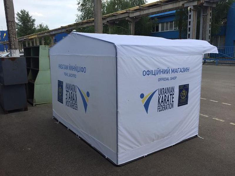 Палатки торговые рекламные агитационные - Фото 6