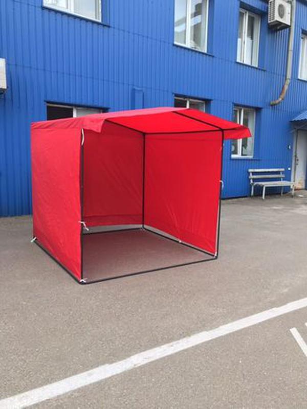 Палатки торговые рекламные агитационные - Фото 7