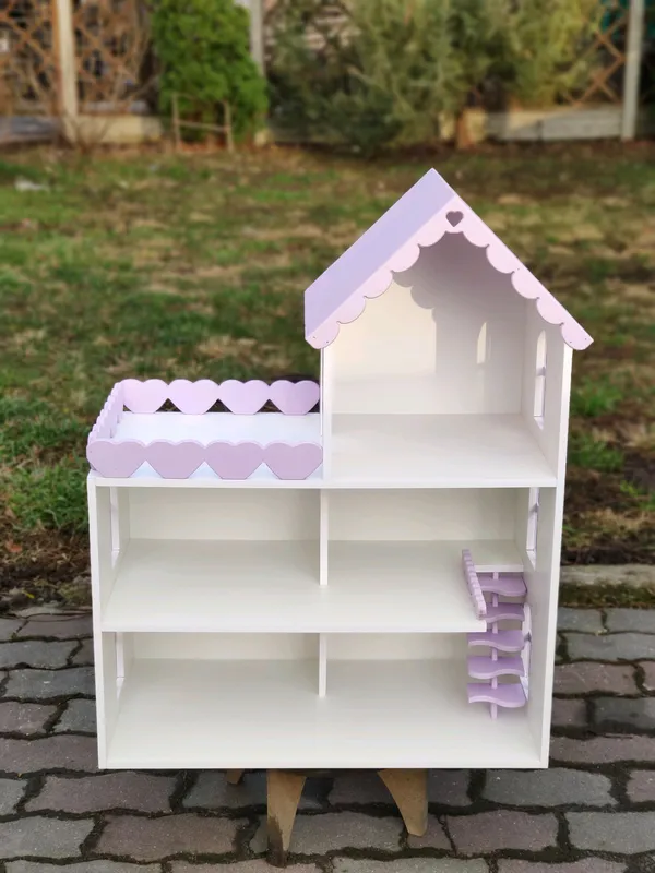 В наличии! Кукольный домик модель Дженни ляльковий будинок лол - Фото 2