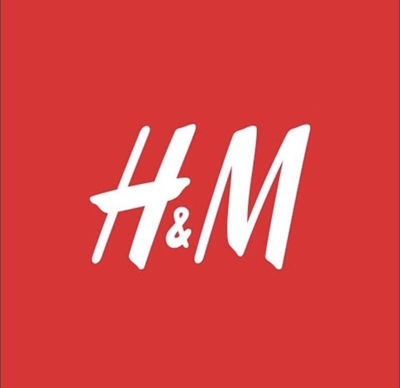 Голубые брюки кюлоты h&m ! - Фото 4