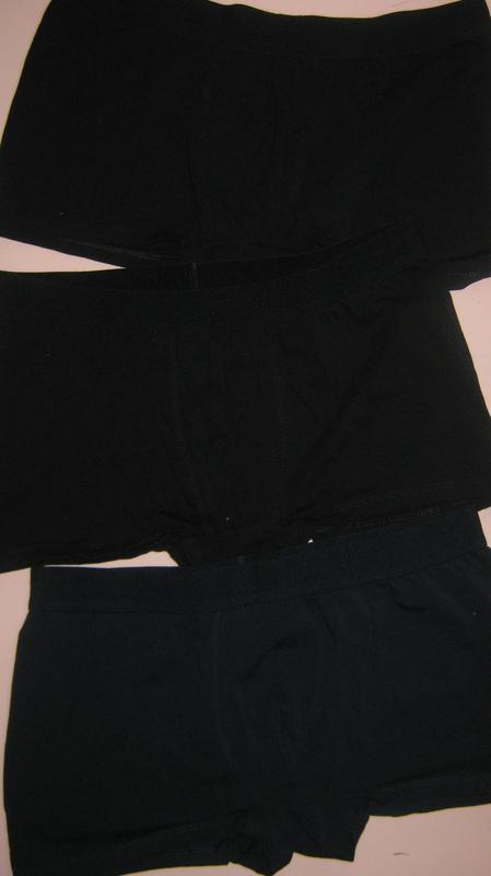 Набор 3 шт  трусы-боксеры tchibo, тсм (германия)