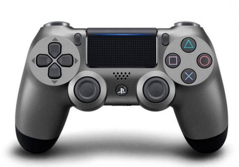 Джойстик Dualshock 4 v2 геймпад Sony Ps4 Pro Slim Fat контроллер - Фото 3