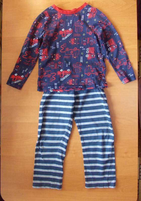 Пижама 3-4 года, 104 см