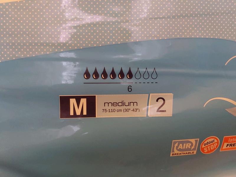 Памперсы для взрослых SENI Standard Air - Фото 2