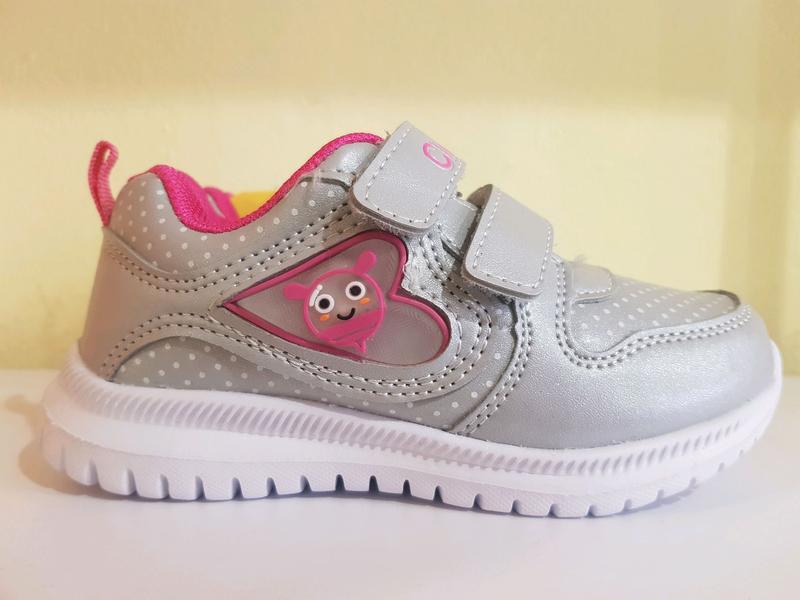 Кроссовки для девочки Clibee 26-31 - Фото 4