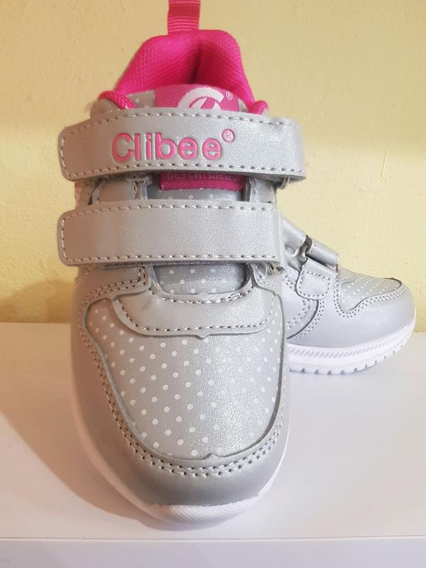 Кроссовки для девочки Clibee 26-31