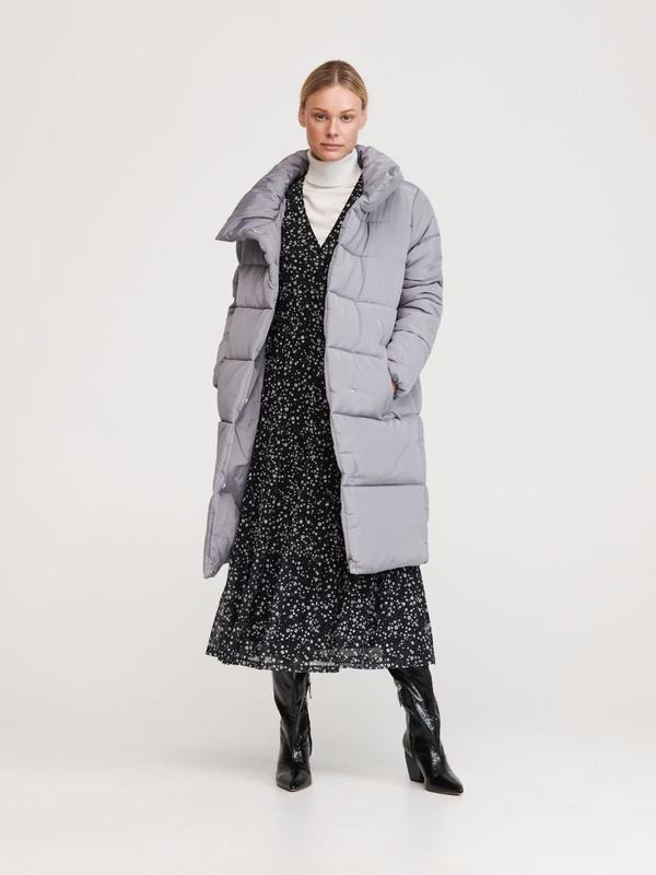 Пуховик-одеяло куртка reserved