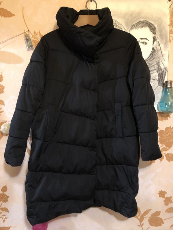 Пуховик-одеяло куртка reserved - Фото 3