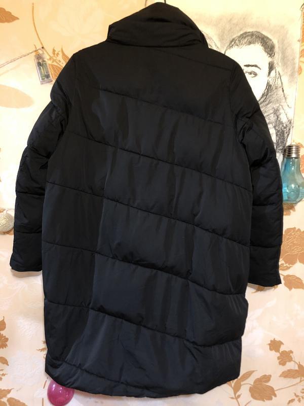 Пуховик-одеяло куртка reserved - Фото 4