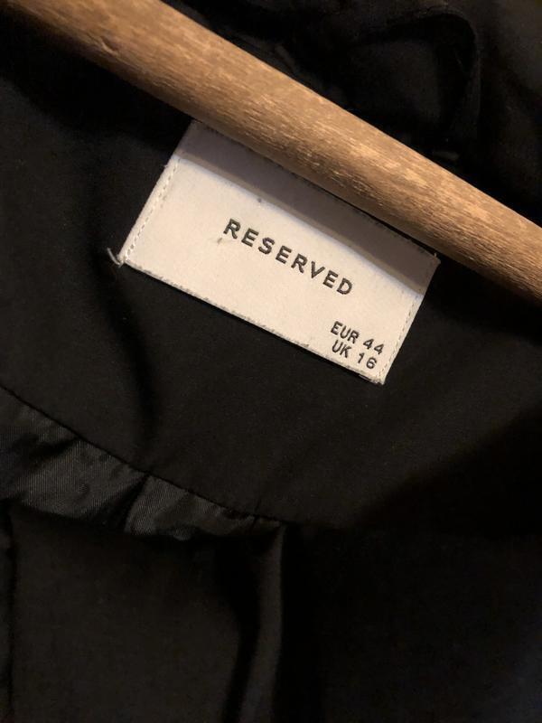 Пуховик-одеяло куртка reserved - Фото 5