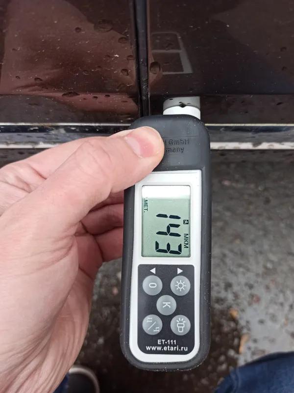 Проверка автомобиля толщиномером и диагностика кузова, Киев - Фото 5