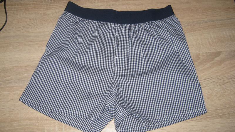 Лёгкие мужские семейные трусы шорты тсм tchibo. - Фото 3