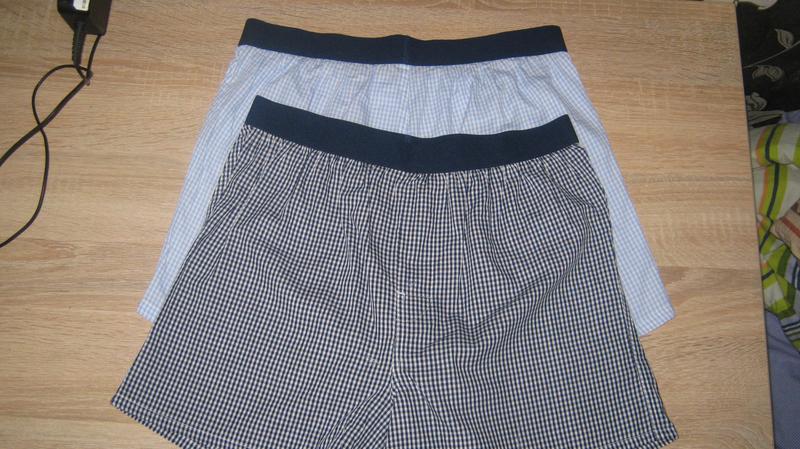 Лёгкие мужские семейные трусы шорты тсм tchibo. - Фото 4