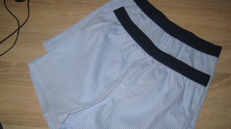 Лёгкие мужские семейные трусы шорты тсм tchibo. - Фото 7