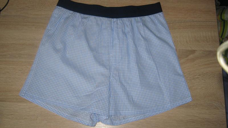 Лёгкие мужские семейные трусы шорты тсм tchibo. - Фото 8