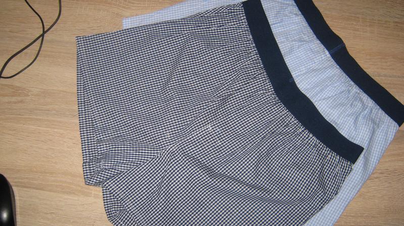 Лёгкие мужские семейные трусы шорты тсм tchibo. - Фото 9