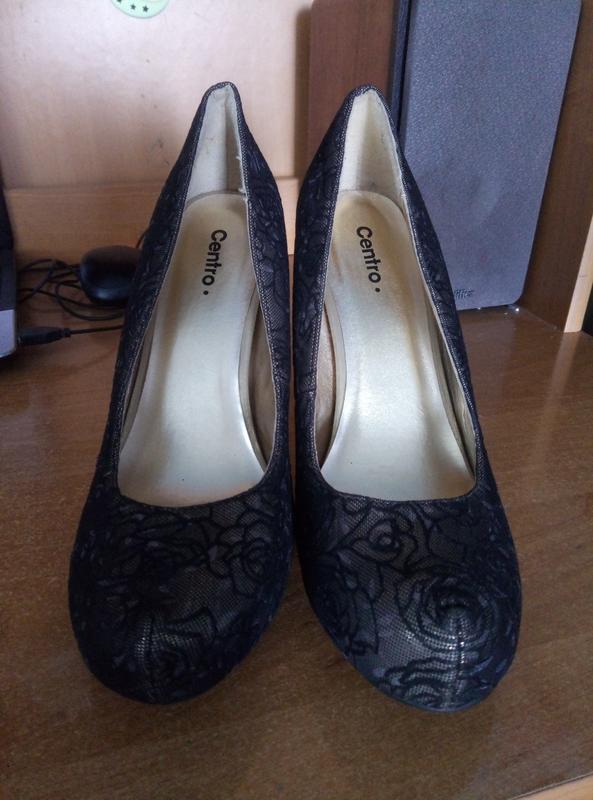 Красивые туфли - Фото 2