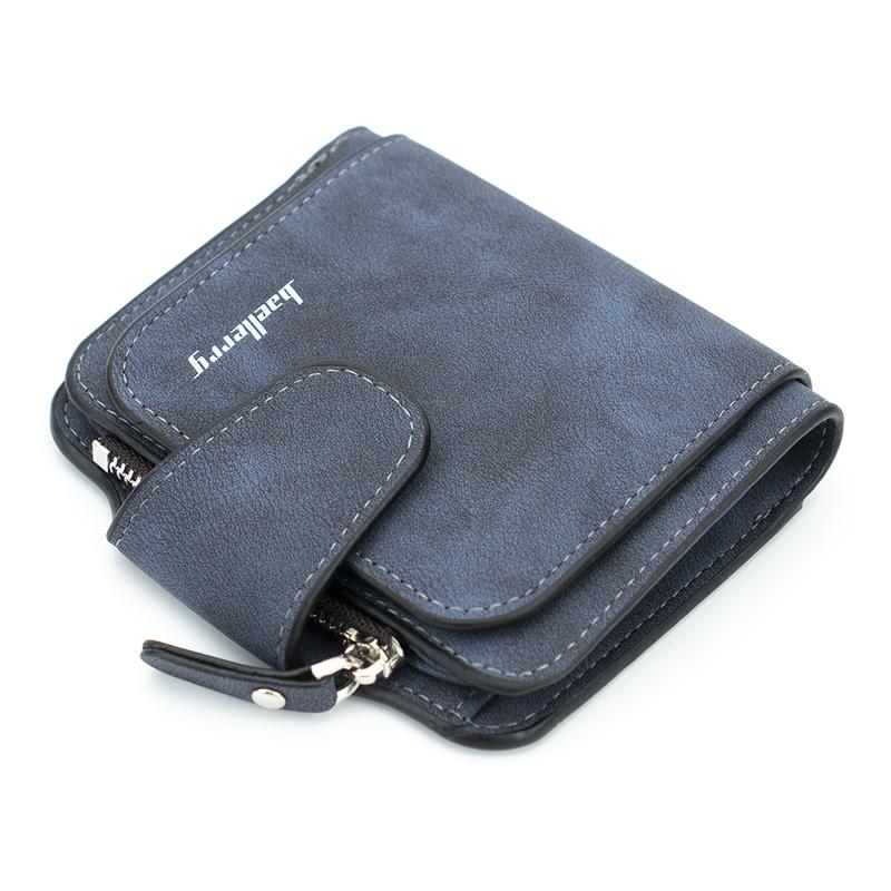 Женский Кошелек Baellerry Forever Mini (N2346) Темно-Синий - 139 ₴, купить на IZI (2828780)