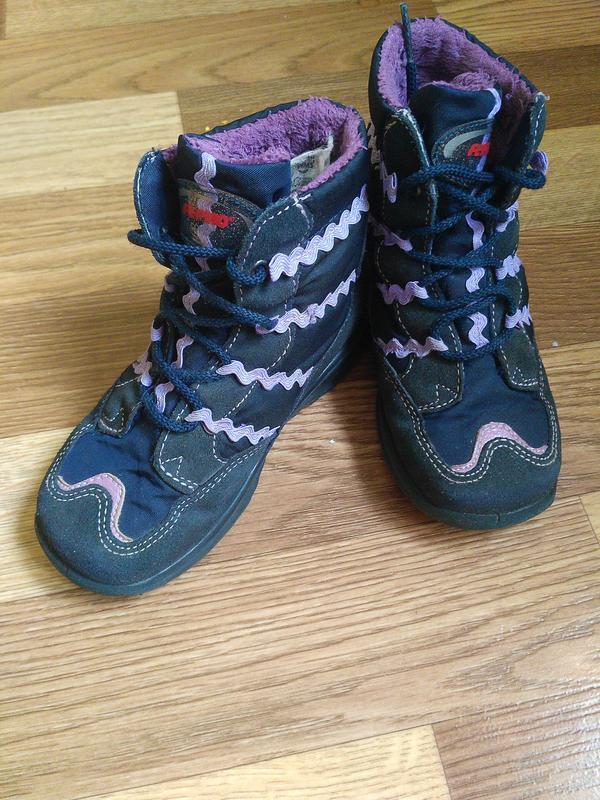 Сапожки, ботинки демисезонные. 24 р