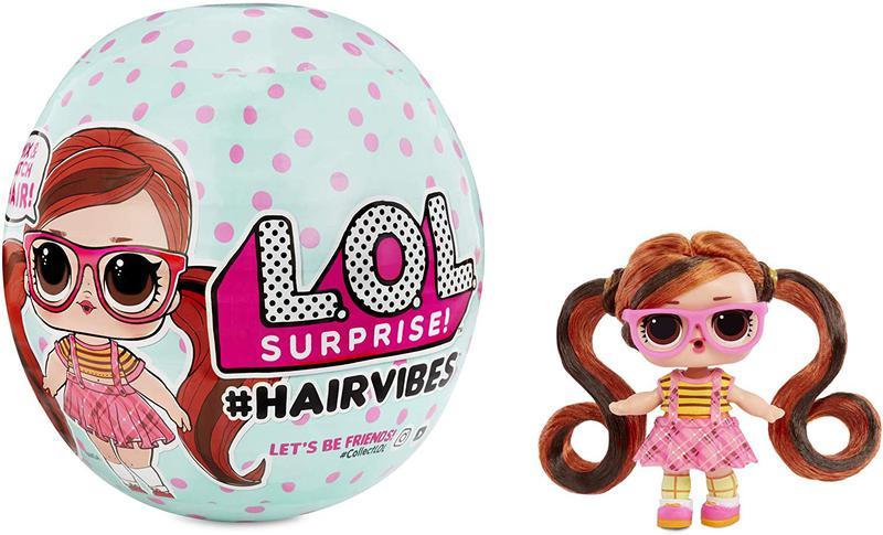 Оригинал! Куклы ЛОЛ в ассортименте! L.O.L. Surprise! #Hairvibes - Фото 2