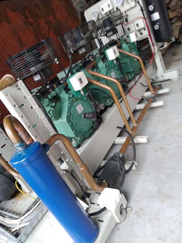 Bitzer агрегат, централь 97м3/час - Фото 3