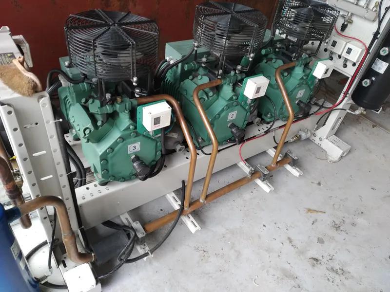 Bitzer агрегат, централь 97м3/час - Фото 4