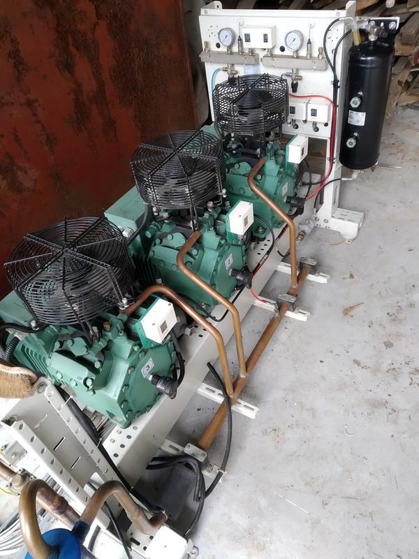 Bitzer агрегат, централь 97м3/час - Фото 8